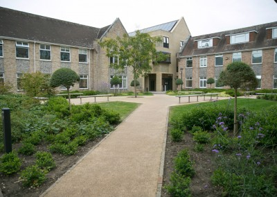 Manor Courses Accomodation and Welfare