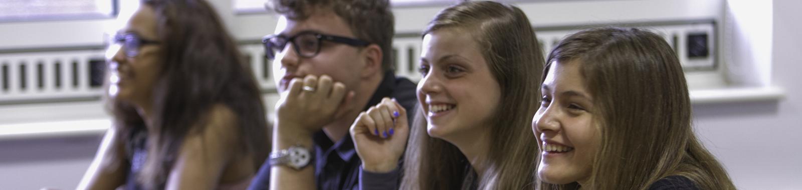 English courses student welfare